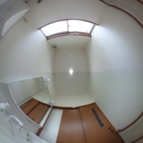 『生口島に元気わくわくみのり~や』 トイレ、洗面化粧台、床 天井張替え、クロス張替、手摺設置 工事完了しました!