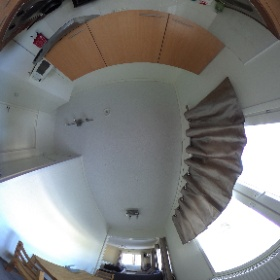 Lapin Satu room #1 kitchen #theta360