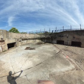Gun Battery at Shoeburyness