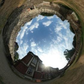York explore garden 1 #theta360