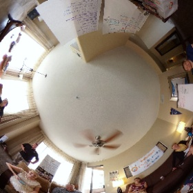 Say cheese! Wrapping up a productive work session at the first @GoalBusters team retreat August 2019. We're hosting our second annual team retreat this weekend in #Sedona. #GoalBustersWorldTour #theta360