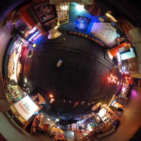 Here is another 360 view, this time of Beatnik Bob's @beatnikbobs