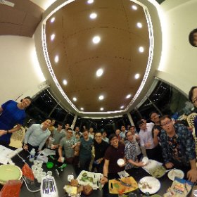 Avocado Workshop with Pst @yongtechong #theta360