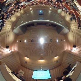 Devfest Educación a #Lleida foto inmersiva esfèrica @GDG_ES @GDGTenerife @GDGTarragona @pacomartinfdez  #theta360