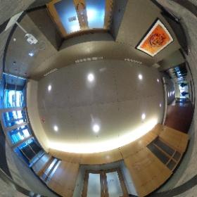 EON hall west #theta360