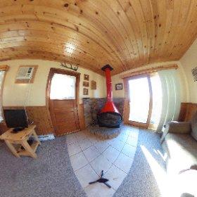 Cabin 3 #theta360