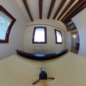 Rosa Antica agriturismo Monte San Vito, Ancona, regione Marche  #theta360 #theta360it