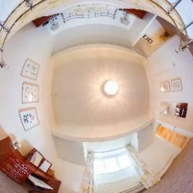 The Hayloft - Bedroom #theta360uk