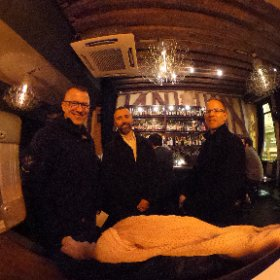 Continuing the fine drinking establishment tour - The Experimental Cocktail Club #Paris #drinkingtour #theta360