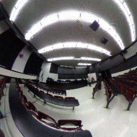 #POLIMI Sala De Donato Edificio3 #theta360it