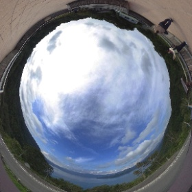 発荷峠展望台〜十和田湖西湖畔 散策  #十和田ホテル #十和田湖西湖畔 #towadawestlake #十和田湖 #laketowada #towadako #towada #小坂 #小坂町 #kosaka #秋田 #秋田県 #akita #citysitelink #360度の街 #theta360 #theta360