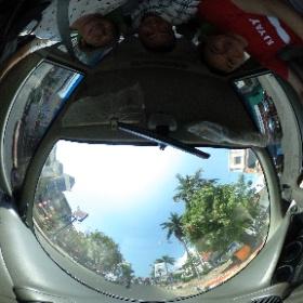 siap keliling kota Bandar Lampung. #ricohtheta360 #focusonelampung #theta360