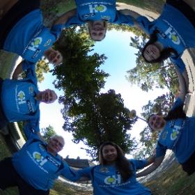 Das Frauenteam des TTV Hövelhof Bundesligisten im Tischtennis #theta360 #theta360de