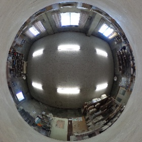 ------------------------------------------ Workplace of Seto Akaduyaki Kasen -瀬戸赤津焼 霞仙 作業場- ------------------------------------------ #theta360