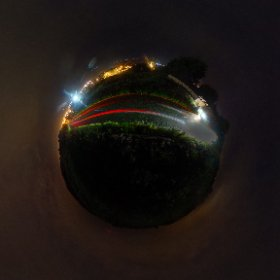 On the top of the world above the Galway's Mosque at Briarhill overlooking east part of the city. #firefly3d #craicingalway #GalwayFringeFestival2017 #thisisgalway #galway2020 #univisium #theta360