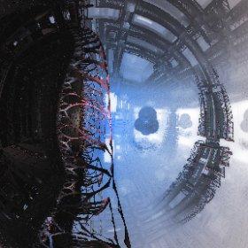 Mandelbulb 360° #theta360