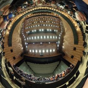 5 Symphonieorchester Vorarlberg  Mahler 7 20-10-17 Feldkirch Monforthaus  mit Kirill Petrenko  #theta360de