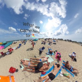 #Beach360 #theta360