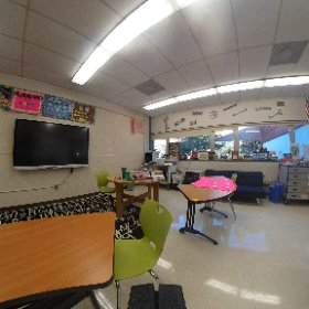 The Education and Learning classroom.