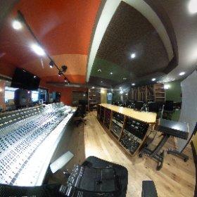 Studio 2 - Oscilloscope Laboratories Control Room