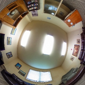 Independence Hall - Library and TV Room