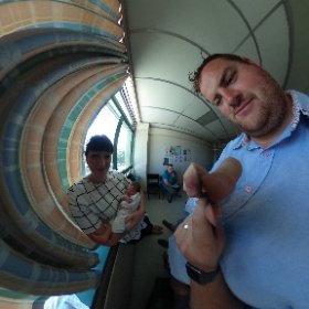 Meeting Archer Blackwell #theta360